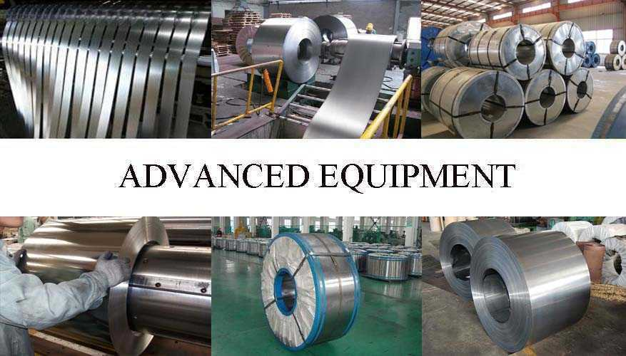 Equipment of Tinplate supplier in Brunei