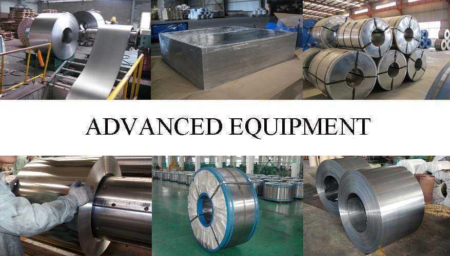 Equipment of Tinplate supplier in Myanmar