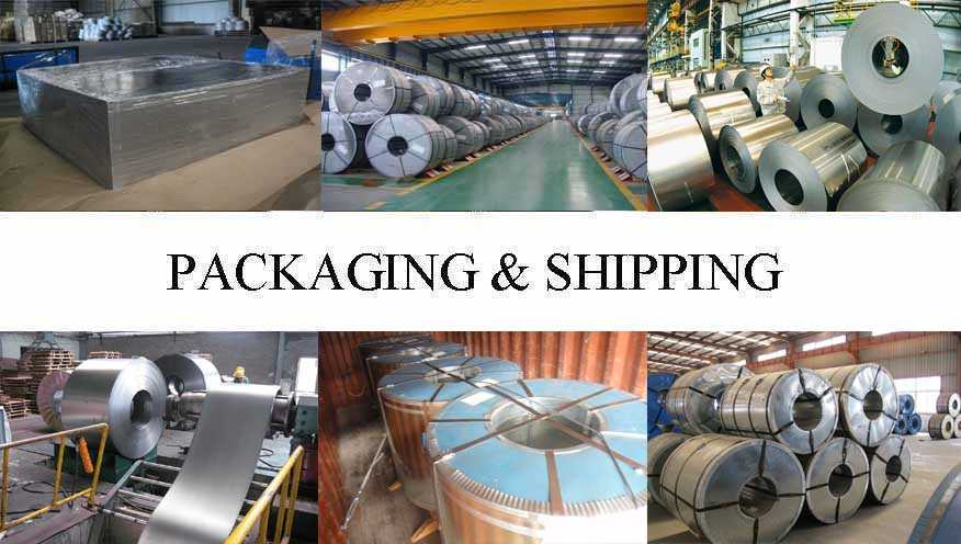 Packaging & Shipping of Tinplate manufacturer in Cambodia