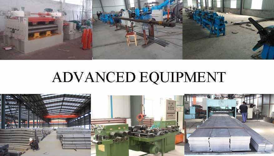 Equipment of Flat Bar supplier in Vietnam