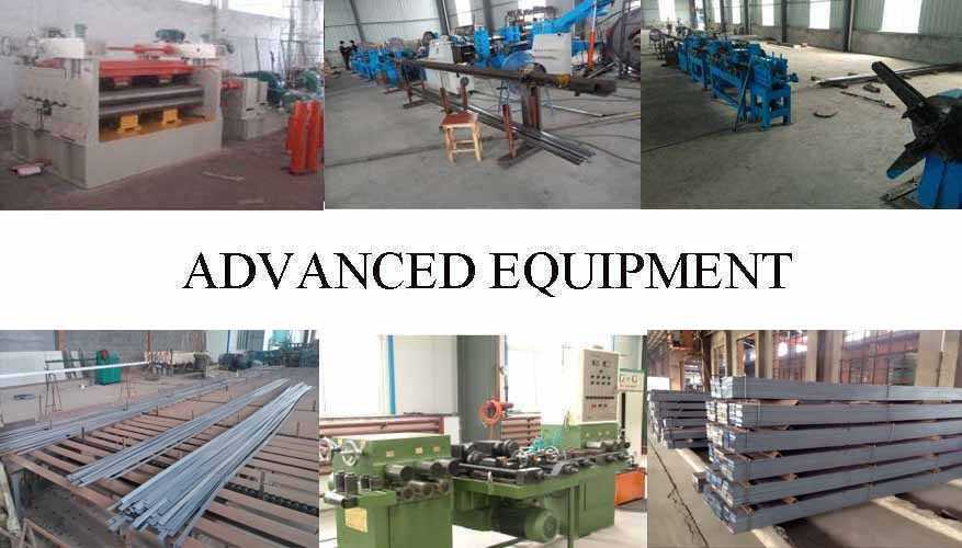 Equipment of Flat bar manufacturer in Myanmar
