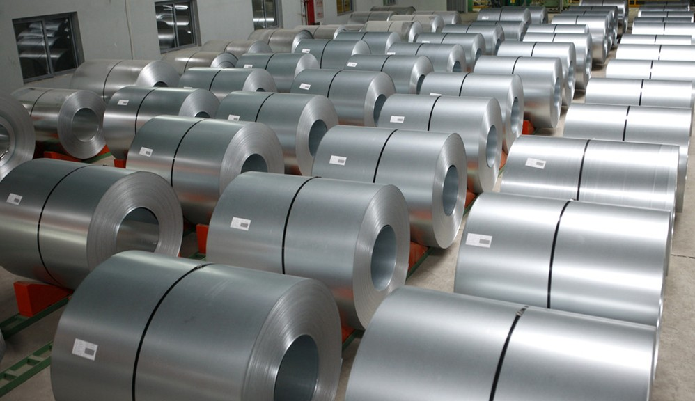 steel coil from China