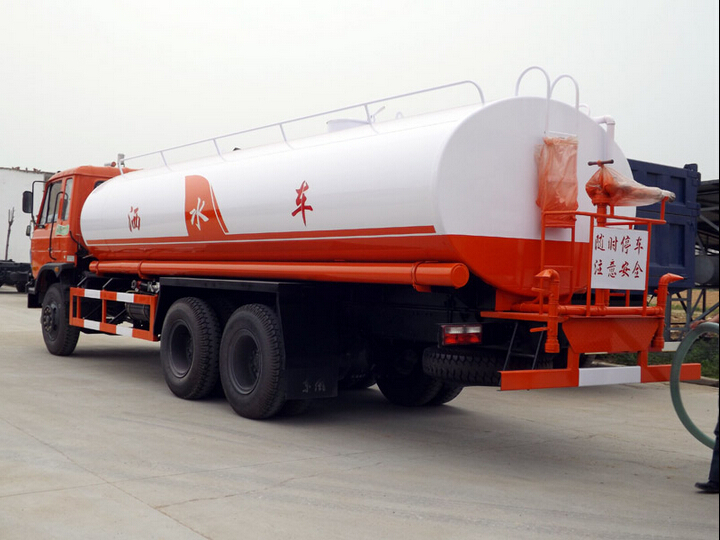 DongFeng Water Sprinkler Truck tanker 22000L 6x4 Water Bowser tank truck 22 ton Road washing vehicle
