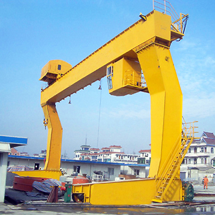 China Famous Professional L Type 5T Single Beam Door Crane