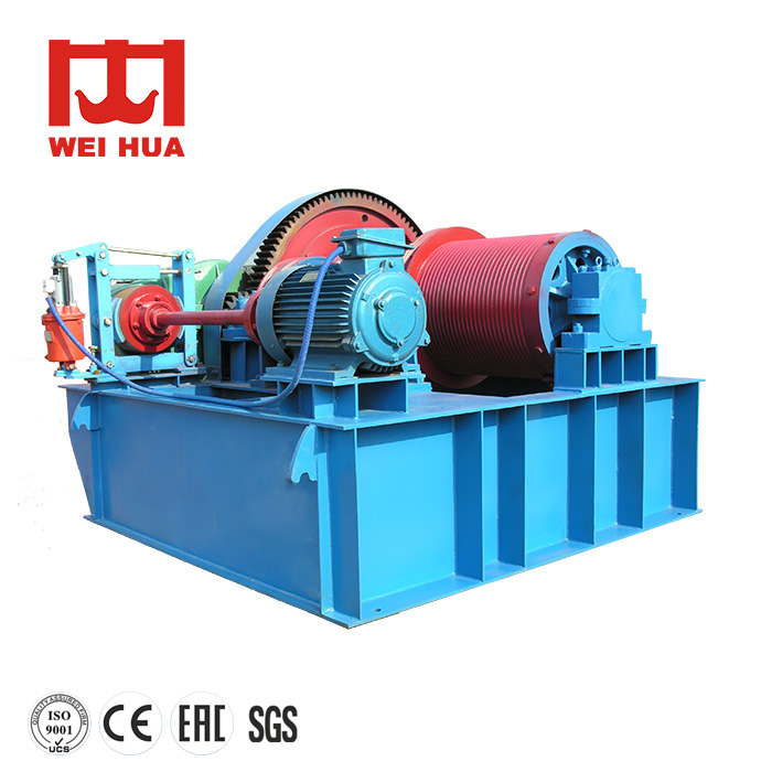 Factory sale High Quality 20 ton hydraulic electric chain tractor winch hoist Price