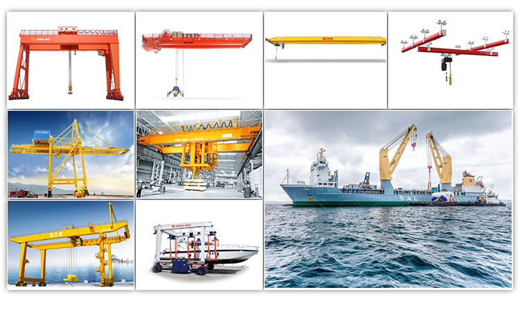 WEIHUA 100 Ton Gantry Crane for sale
