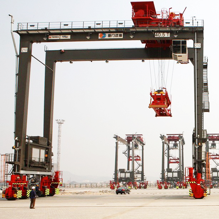 Sea port use crane, double girder gantry crane Used in container yard