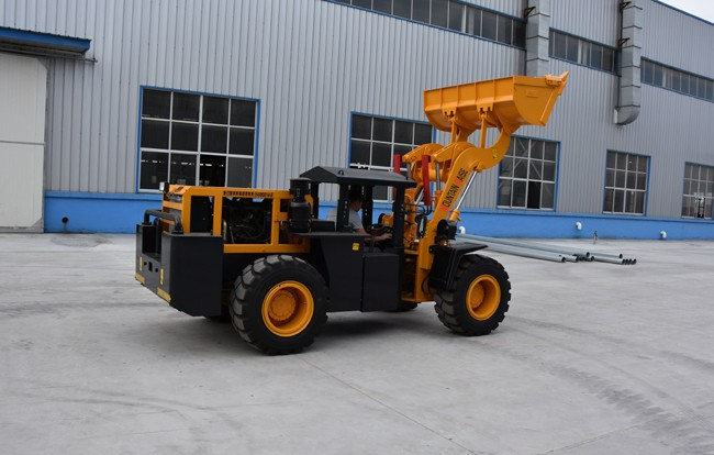 ZL20 undergrond mining tunnel loader coal mine loader