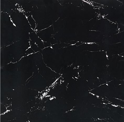 Hot Sale Popular Interior Polished Black Marble Shop Floor Tiles