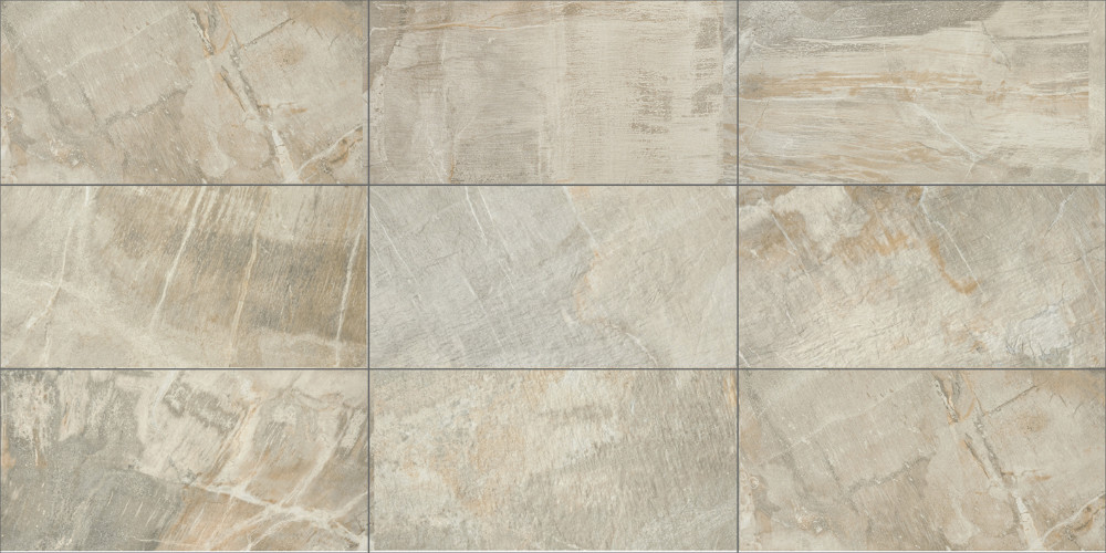 Indoor design glazed rustic decor ceramic floor and wall tiles
