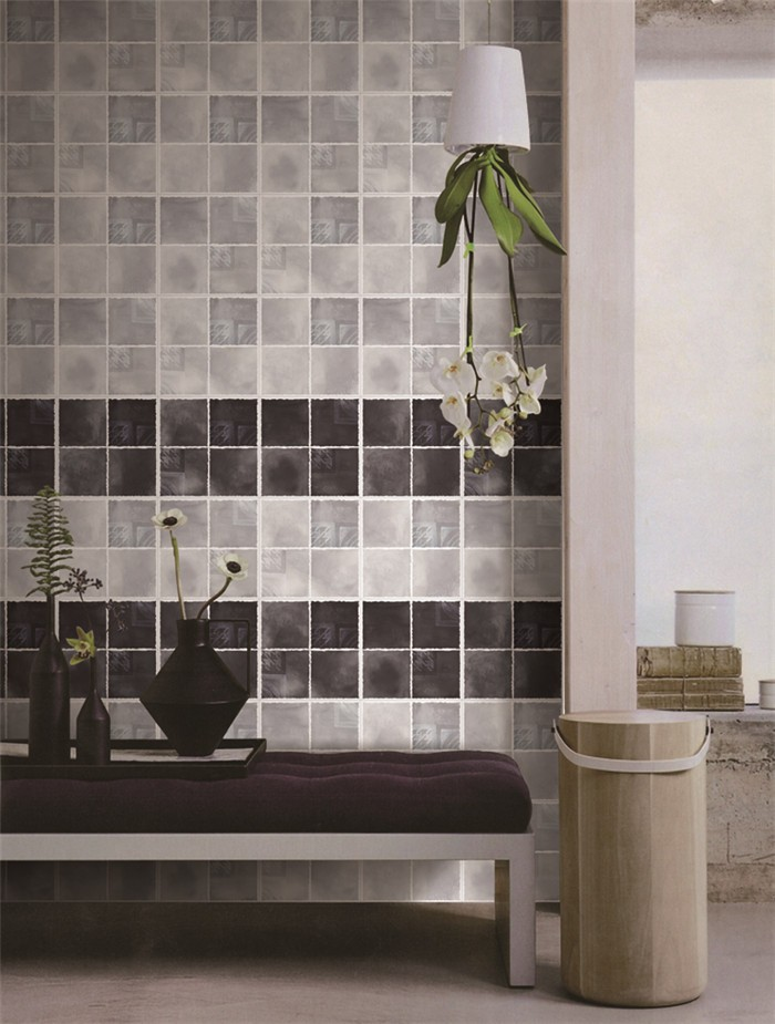 Decorative china ceramic matt kitchen wall and floor tiles