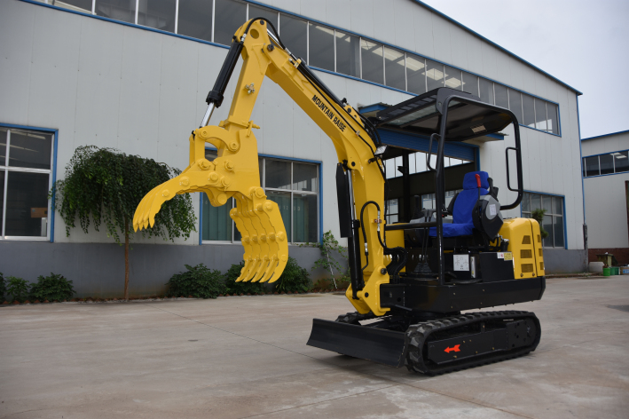 China crawler excavator 2.2ton small mini excavator with low price