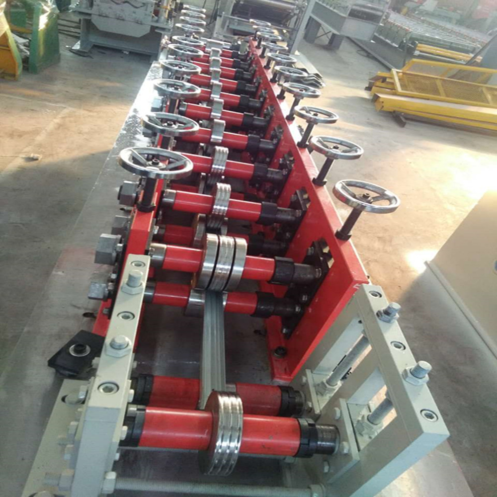 HOT SALE ROLL FORMING MACHINE ROOF SHEET MAKING MACHINE