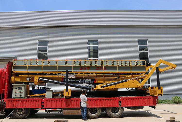 Long Operation Life Mobile Hydraulic Lifting Platform