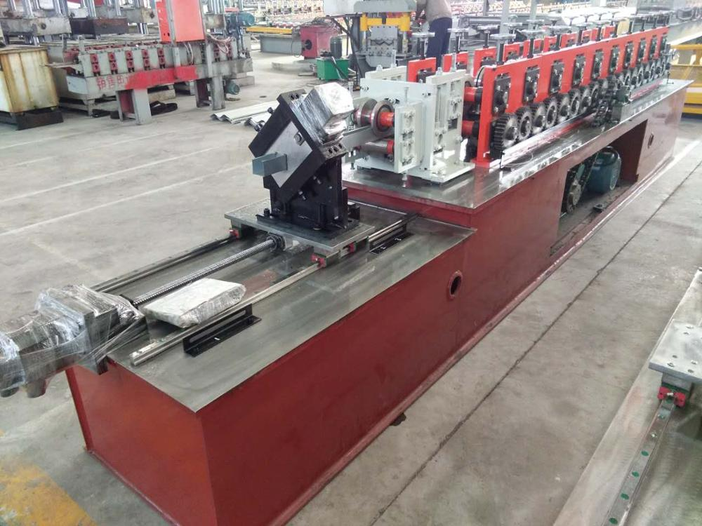 CUL Light steel keel making machine for India Customer