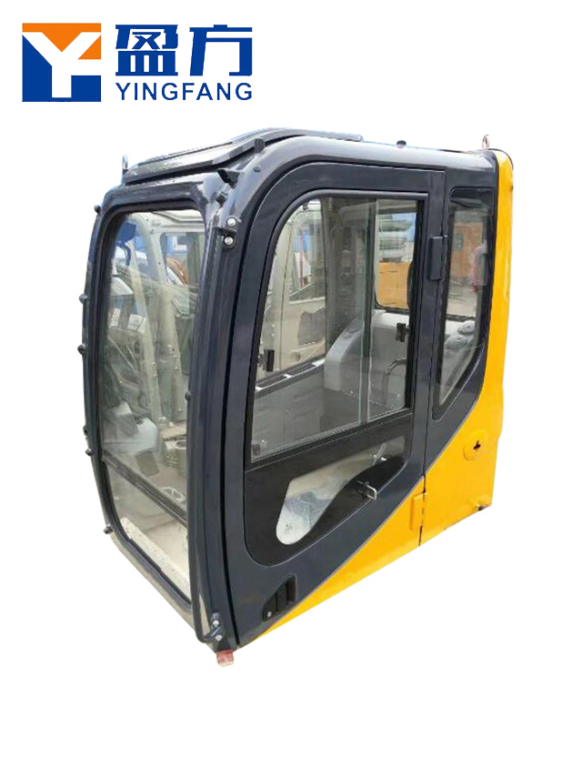factory EC210B excavator spare parts cab operator cab driving cabin for sale