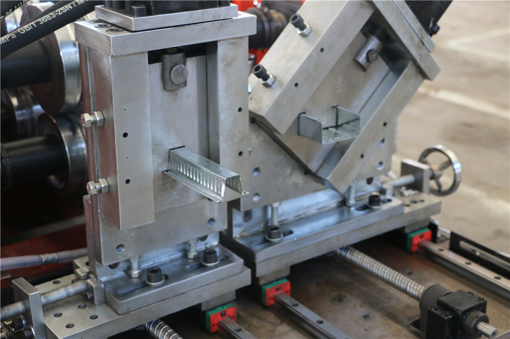 building material machinery drywall stud and track roll forming machine