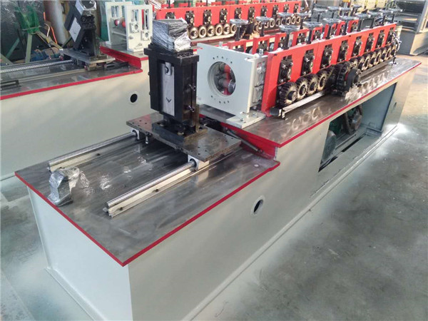High Speed Wall Angle Steel Roll Forming Machine China supplier