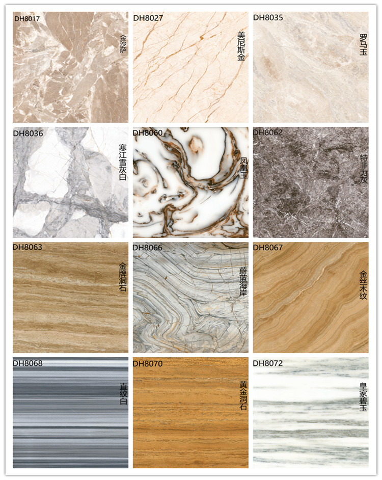 Different Types of Floor Tiles Anti Slip Porcelain Tiles Outdoor