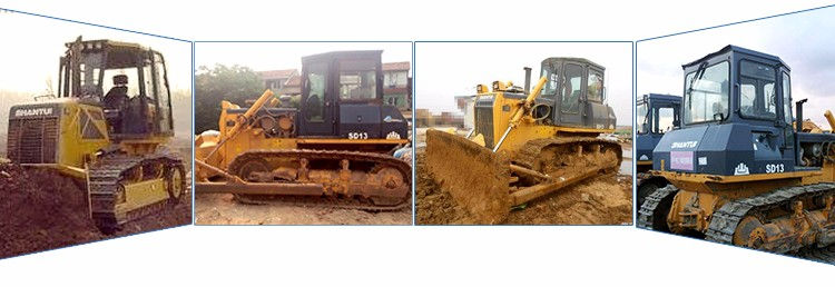 best price heavy machinery Shantui SD13 crawler bulldozer types for sale