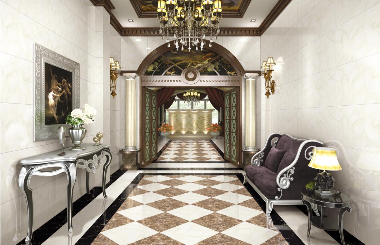 300 X 450mm Digital Wall Tile Restaurant Bathroom Tile Floor Tiles