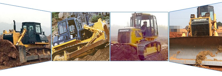 Bulldozer manufacturers Shantui SD23 sell in India