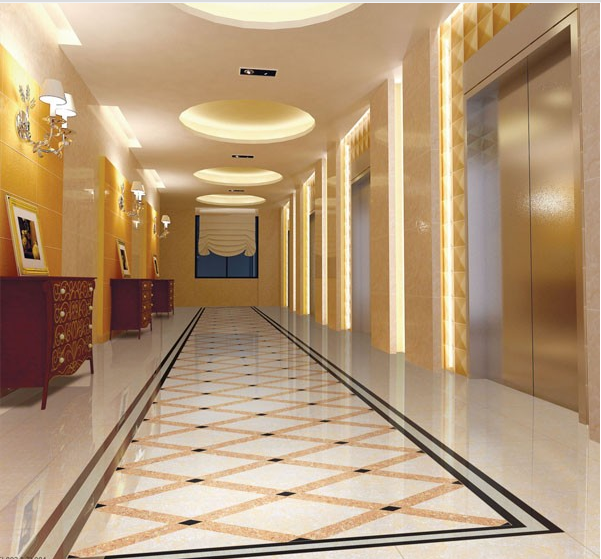 Glazed Orient Ceramic Floor Tiles Indoor Floor Tile Ceramic