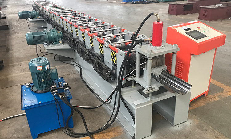 China Suppliers Door Jamb Roll Forming Machine