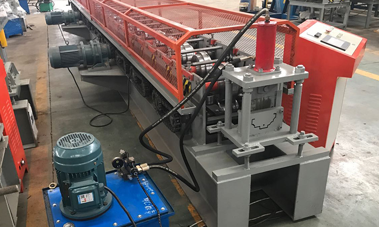 China Suppliers Door Jamb Roll Forming Machine