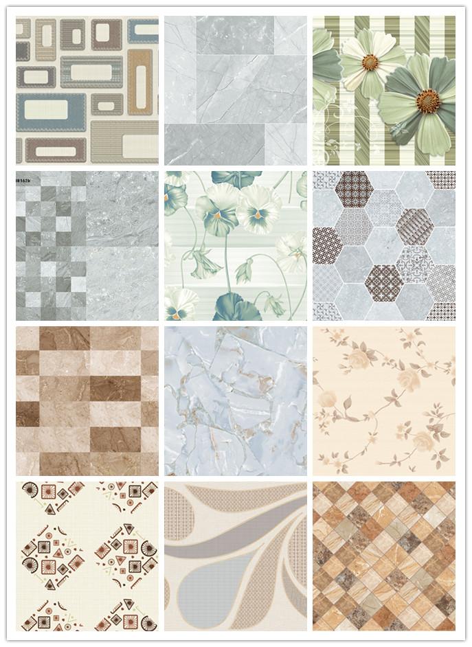 Polished Glazed Floor Tiles Ceramic Porcelain