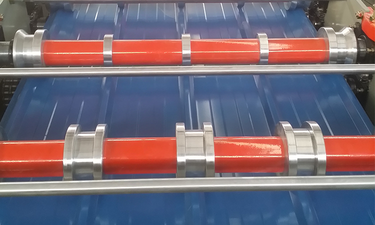 Germany Assured Quality Trapezoidlal IBR Roll Forming Machine Prices