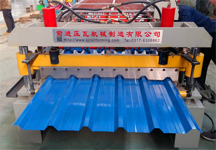 Cold Forming Machine Metal Machine Sheet Rolling Metal Machinery