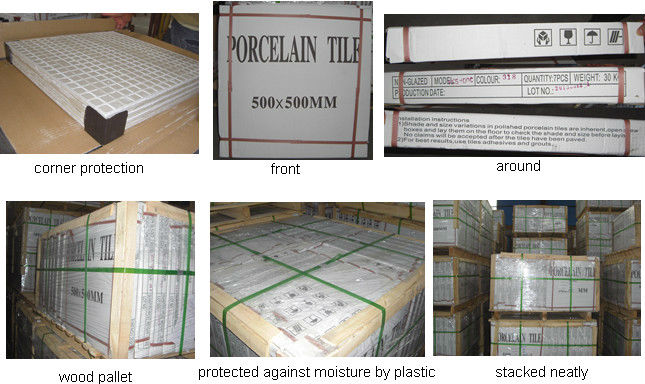 Flower Ceramic Floor Tile 80x80/60x60 Floor Tiles Factory in Linyi City