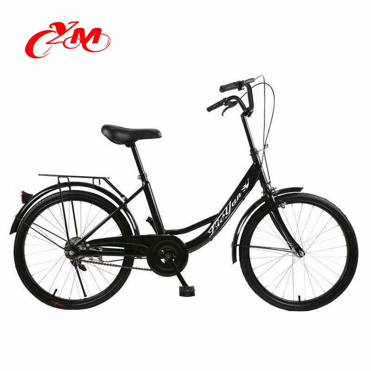 Chinese cheap classic steel city bicycle/classic lady city bike