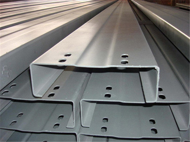 U shaped metal bar C type channel steel price from China supplier